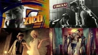 Block B ジコ、「GALLERY」発表&タイトル曲「ユレカ」のMV公開