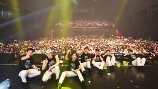 BTOB、日本4大都市Zeppツアーを成功裏に終了。約1万人動員