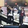 防弾少年団、コンサートで新曲「RUN」のステージ初披露