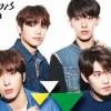 CNBLUE、アルバム「colors」収録曲が決定!全曲メンバーの自作曲
