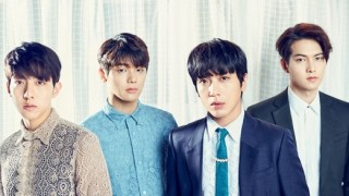 CNBLUE、シングル「Puzzle」購入者特典イベント&サイン会詳細発表