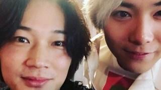 イ・ホンギ、インスタに綾野剛とのツーショットを掲載「僕の日本の彼女です」