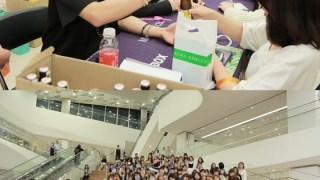 MYNAMEがソウルでサイン会を開催