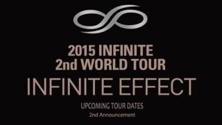 INFINITE、ワールドツアーの二次日程を公開。カナダ、北米、香港