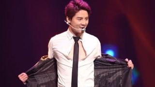 JYJ ジュンス、「大韓民国大衆文化芸術賞」で祝賀ステージを披露