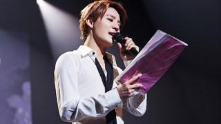 JYJ ジュンス、東京国際フォーラム公演でドラマ「太陽の末裔」OSTを披露