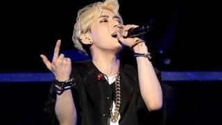 MYNAMEのコヌ、東京で1stソロアルバム「I AM 27」の発表会を開催