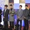 「第25回ソウル歌謡大賞」でEXOが3年連続で大賞を受賞