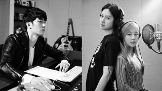 SUPER JUNIORヒチョル、TRAXジョンモ、MAMAMOOフィイン、コラボ曲『Narcissus』発表