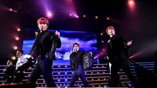 SS501の活動休止以来7年ぶりに再始動、Double S 301 日本コンサート