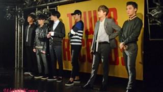 TEENTOP、渋谷タワーレコードで「REDPOINT」発売記念イベント開催