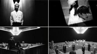 VIXX、ニューアルバム「Zelos」のコンセプトフィルムを公開