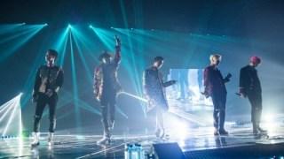 WINNER、韓国で初単独コンサートを開催。新曲『LA LA』をサプライズ公開