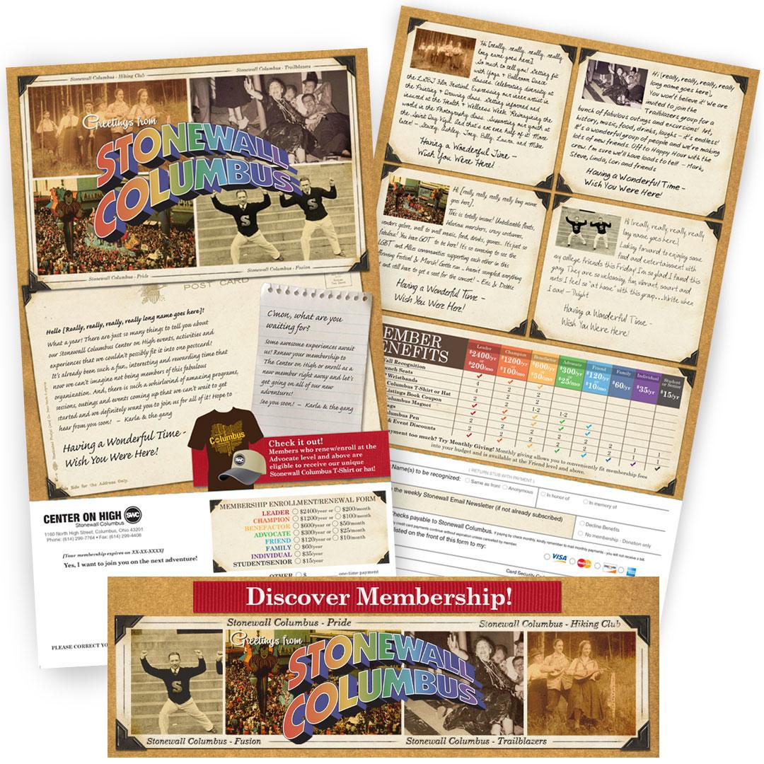 Stonewall Columbus Membership Materials
