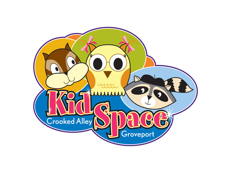 Crooked Alley Kidspace Logo