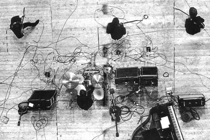 beatles from above