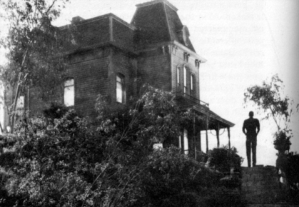 psycho bates house