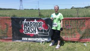 SallyWarriorDash