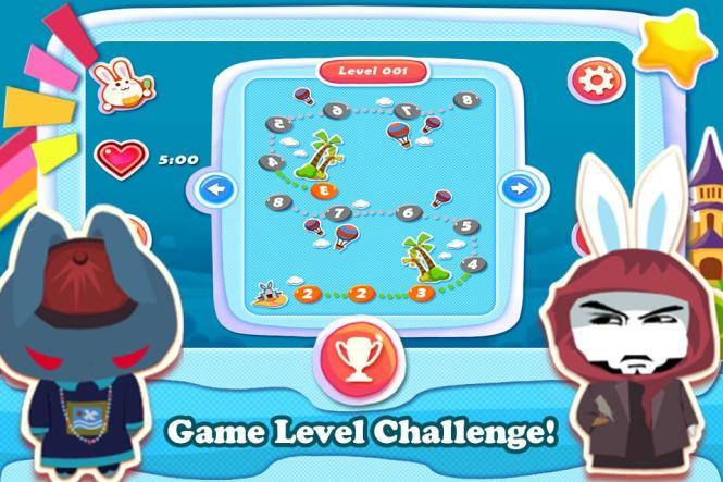 EyeSpy Game Level Challenge