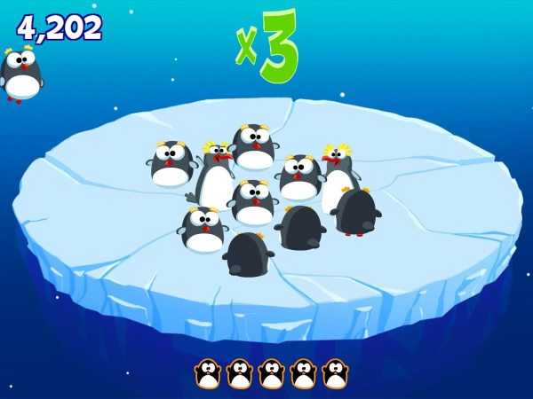SeaWorld® Kids Stay on the Ice!™ App for iOS and Android