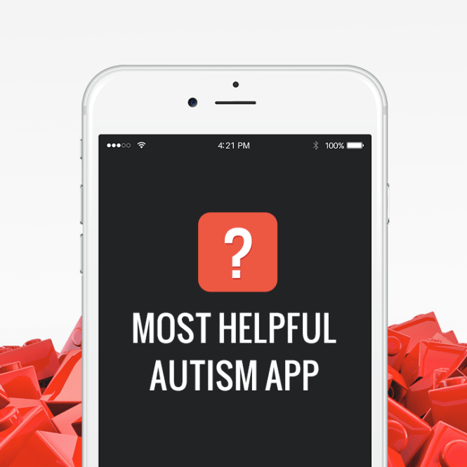 Most Helpful Autsm App Competition