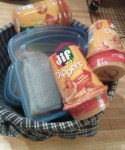 Snackation Creation from Walmart with Smuckers