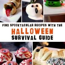 Halloween Survival Guide from Kraft