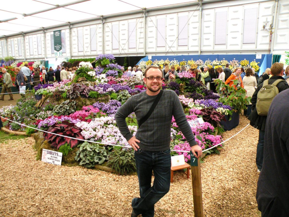 Rhs chelsea flower show 2016 may 24th to 28th happily blended - Royal flower show ...