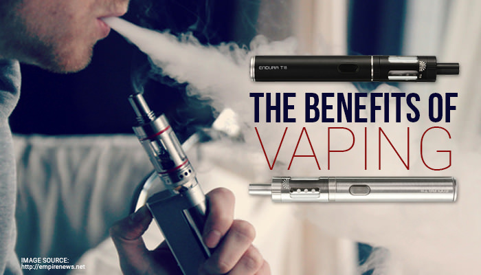 The Benefits of Vaping