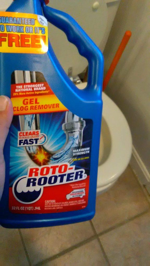 Roto-Rooter Clog 101