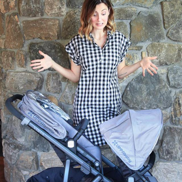 When you see your doublestroller put together for the firsthellip