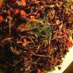 Quinoa Salad with Roasted Carrots - an Ageless Diet™ Recipe