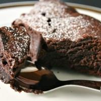 Le gâteau au chocolat de Nathalie