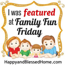 HappyandBlessedHome.com