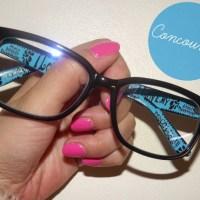 L'accessoire pour blogueuse & geek : Les lunettes de repos (Concours inside)