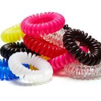 L'Accessoire de l'été : les élastiques Hair Spring ! (HBB Concours#10)