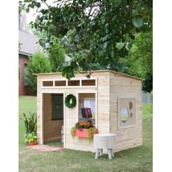Comfy Kids Buildingbackyard Products Building Backyard Furniture Playhouse Diy Backyard Additions