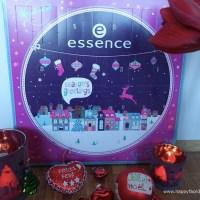 Mein essence Adventskalender und ein Gewinnspiel