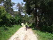 Radtour in Umag