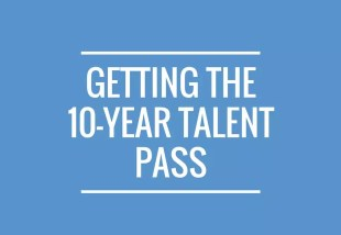 Getting the Talent Pass