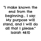 Isaiah 4610