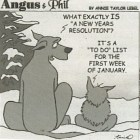 Funny New Year's Comic