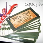 Oopsey Daisy Date Book
