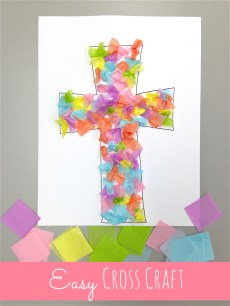 Easy Cross Craft