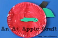 An A+ Apple Craft