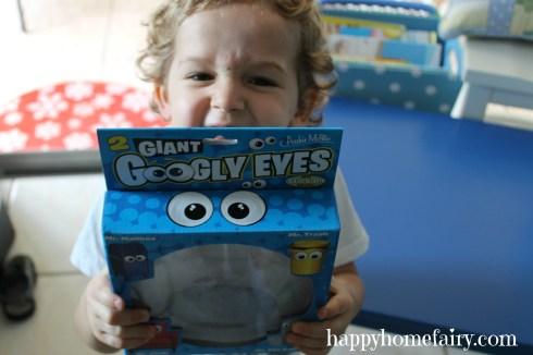 favorite xmas gifts - eyes