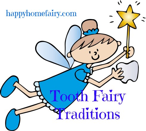 tooth fairy traditions at happyhomefairy.com - these ideas are so cute!