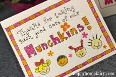 Easy Teacher Appreciation Idea – FREE Printable!