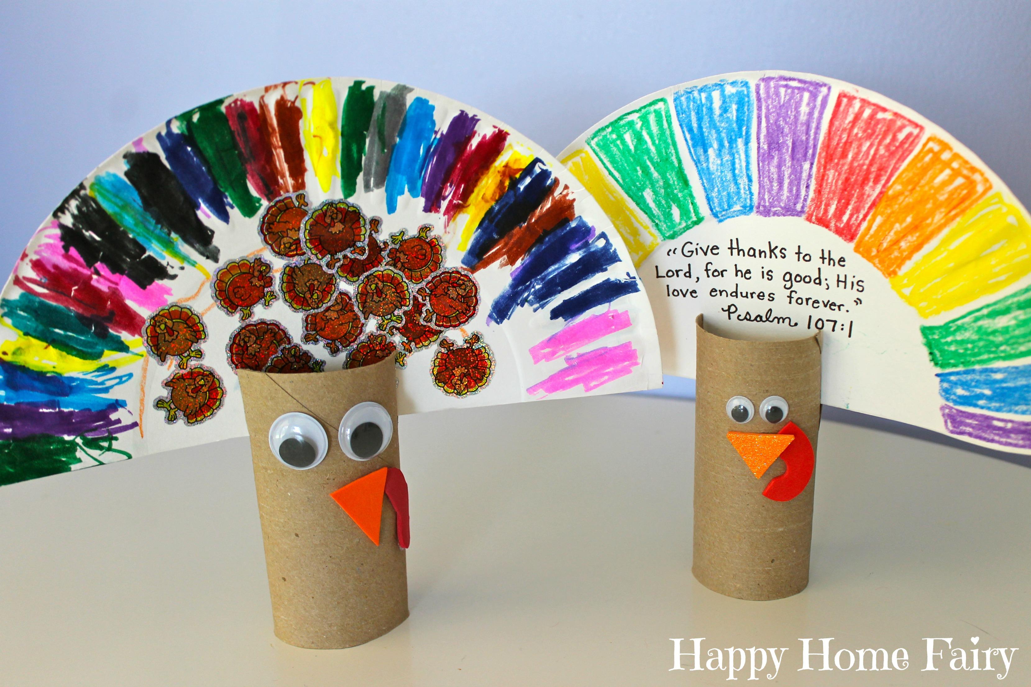 Easy Preschool Holiday Craft Ideas