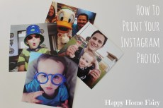 How To Print Your Instagram Photos